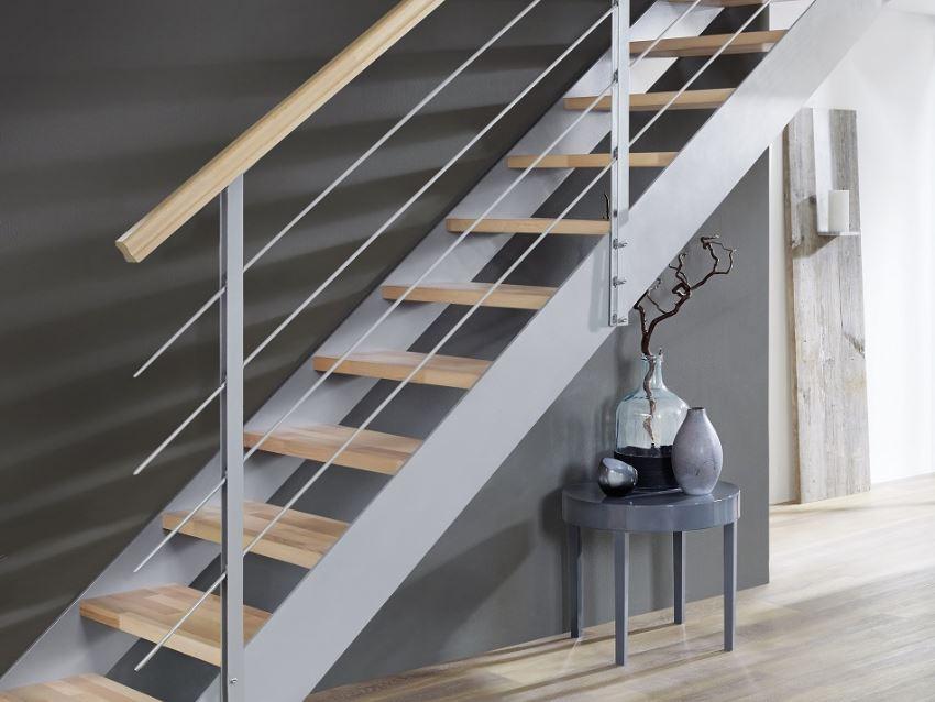 Lasergeschnittene Treppen
