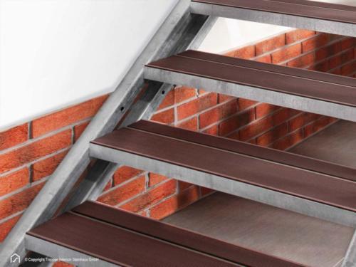 Detailansicht WPC-Stufen