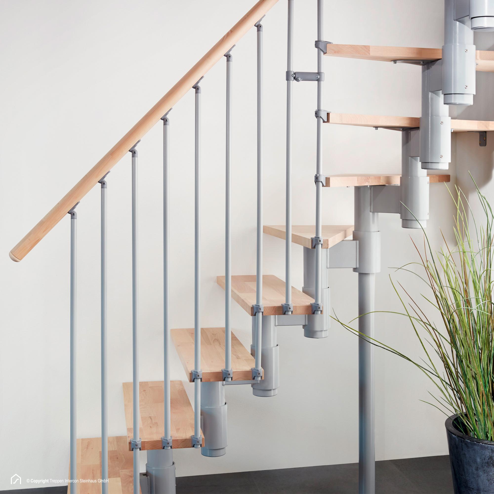 mittelholmtreppe torino raumspartreppe zum besten preis. Black Bedroom Furniture Sets. Home Design Ideas
