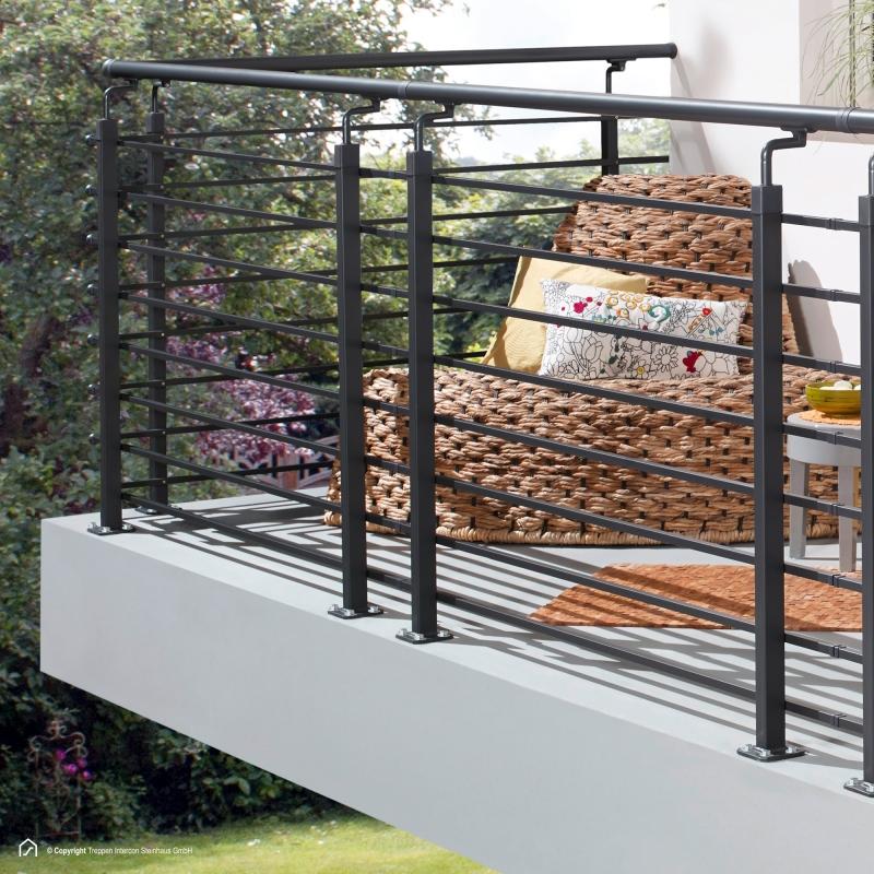 Geländersystem Intercon® Vario