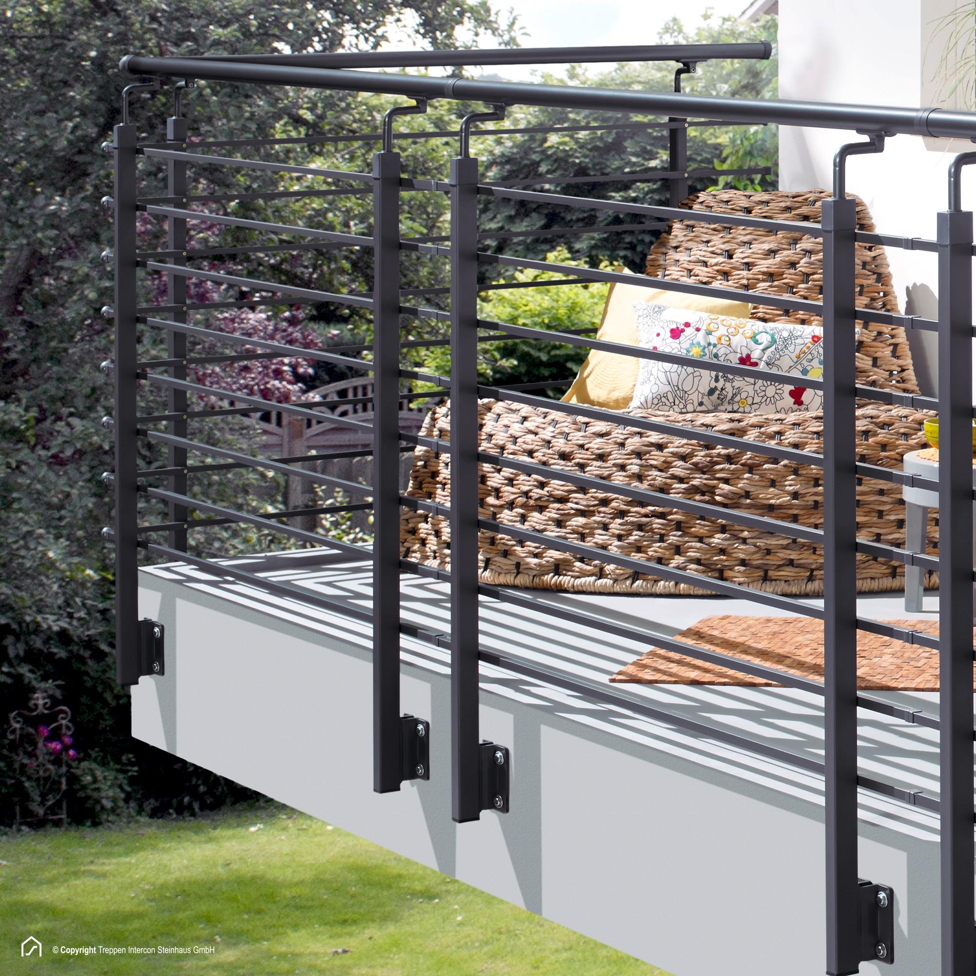 systemgel nder vario ii g nstig kaufen bei treppen intercon. Black Bedroom Furniture Sets. Home Design Ideas