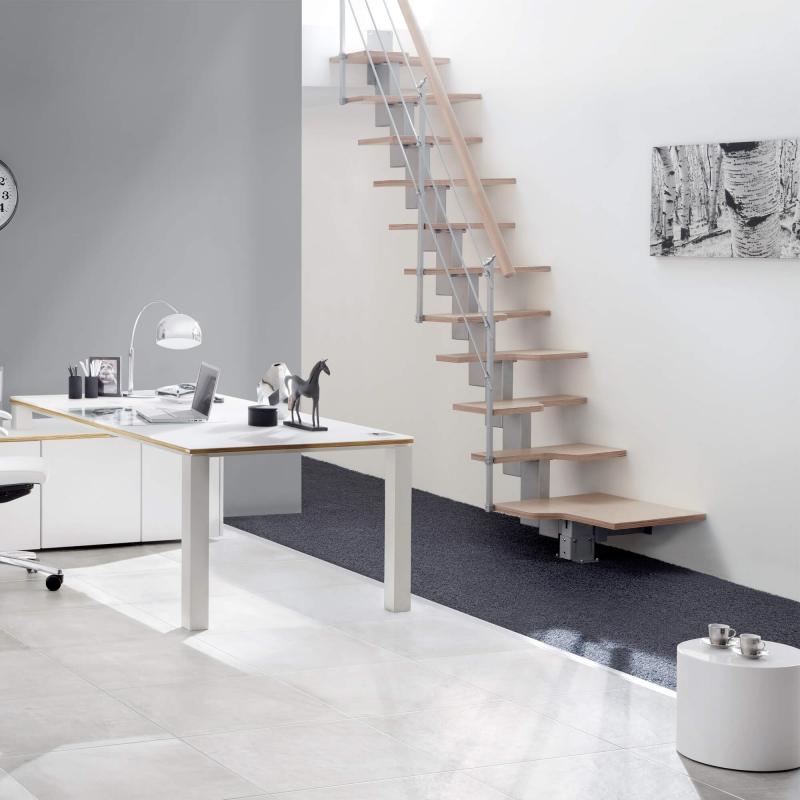 Mittelholmtreppe Intercon® Quadro