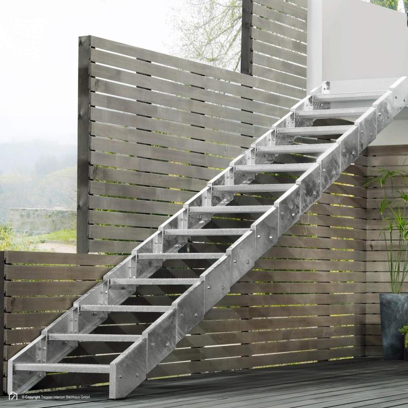 Außentreppe Intercon® Innotec