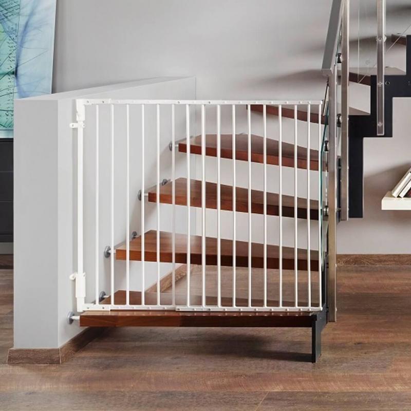 Treppenschutzgitter Impag® Easy Lock
